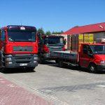 Specjalistyczne usługi przewozu